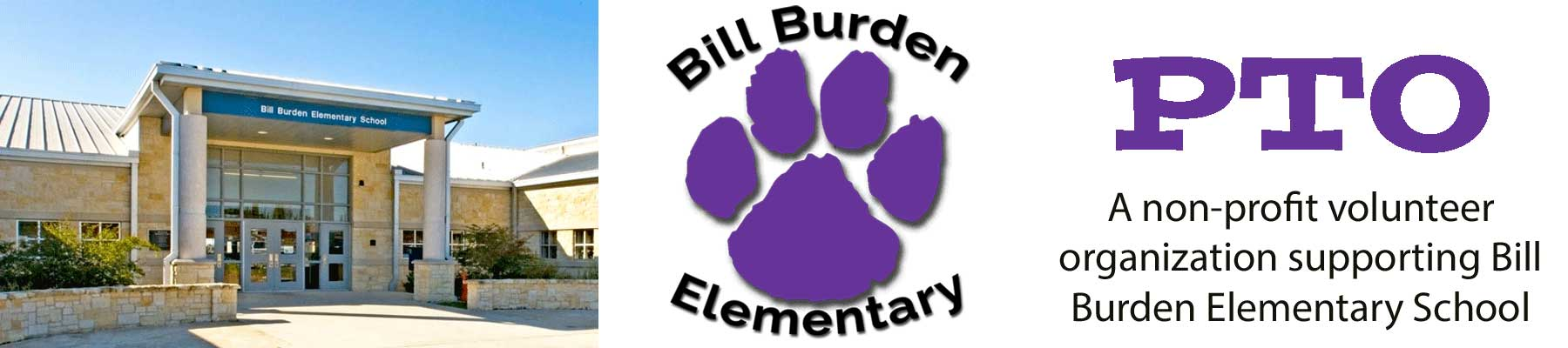 Bill Burden Elementary School Parent Teacher Organization – Liberty Hill, Texas header image